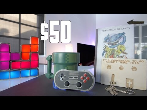Best Gaming Gifts Under $50