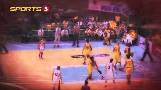 Romeo Travis: Conference Highlights   PBA Governor's Cup 2015