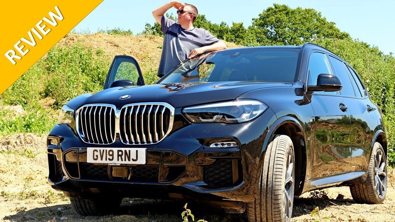 2020 bmw x5 30d m sport first impressions on and off road