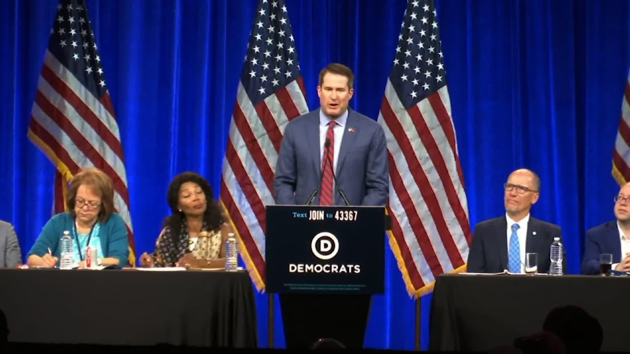 Seth Moulton dropping out of Democratic presidential primary race