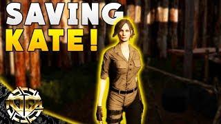 SAVING KATE A SECOND SURVIVOR! : Mist Survival Gameplay : Sandbox Survival Game