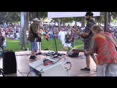 Ron's Garage Band - Concert in the Park - Coronado, California