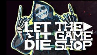 THE GAME SHOP - LET IT DIE ~Acid Rock~ (Lyric Video)