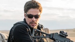 How Benicio Del Toro Uses Sign Language in 'Sicario: Day of the Soldado' | Anatomy of a Scene