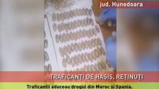 Traficanții de hașiș, prinși pe aeroportul din Cluj