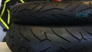 Pirelli Diablo Rosso II Tire Set | Motorcycle Superstore
