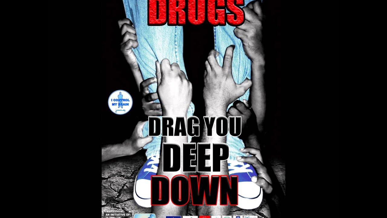 Posters of drugs & HIV prevention campaign - YouTube