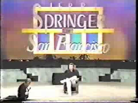 Beverly Hillbillies on Jerry Springer Part 1