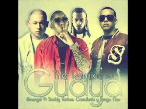 Guaya REMIX    Arcangel Ft Daddy Yankee, Cosculluela y Ñengo Flow