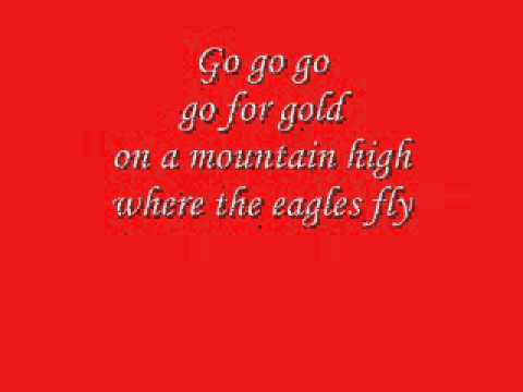 Andreas Gabalier- Go For Gold Lyrics
