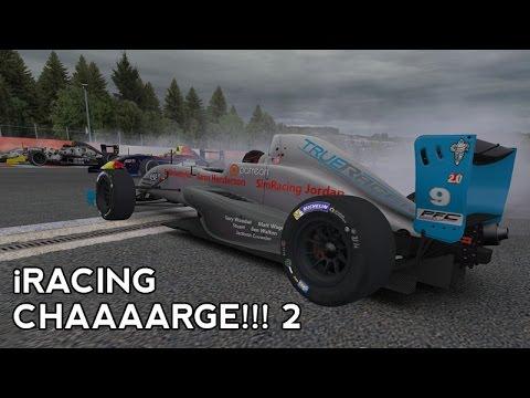 "iRacing : CHAAAARGE!!! 2 (Formula Renault 2.0 @ Spa - ""Race 2"")"
