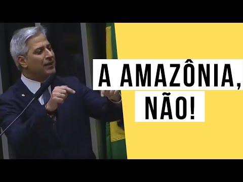 Comissão Geral da Amazônia é urgente! O Brasil unido pela floresta.