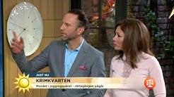 """Onsala-mordet - """"De ordnade middag för att han skulle må bättre"""" - Nyhetsmorgon (TV4)"""