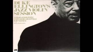 Duke Ellington - Pretty Little One -Jazz Violin Session