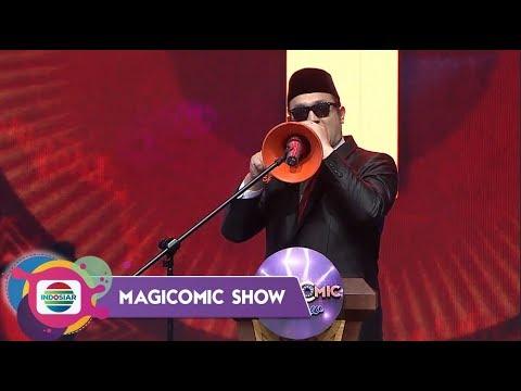 SPECIAL!! Berani-beraninya Gilang Dirga Impersonate Presiden-Presiden di Indonesia! | Magicomic Show