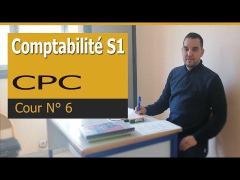 La comptabilité générale : Le CPC