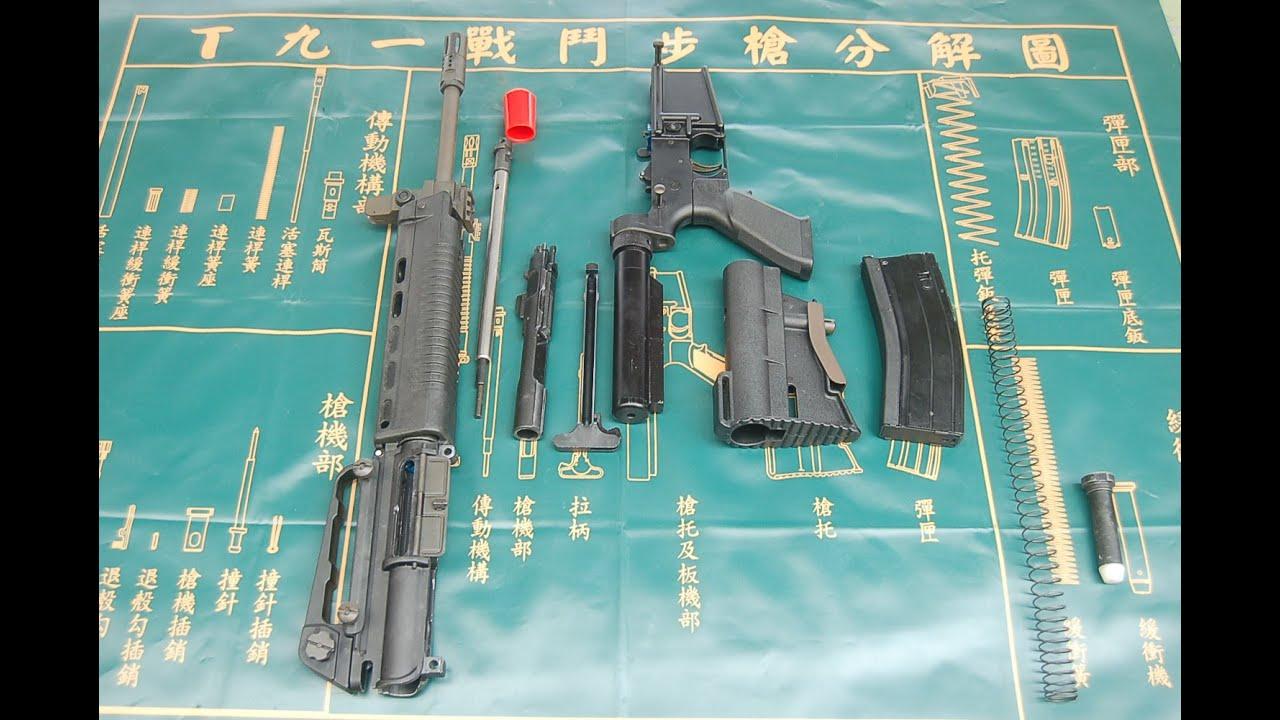 【軍旅】受訓篇3:第一次檢整武器 - SpicyBoyd 部落格