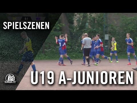SV Eidelstedt - Norderstedter SV (U19 A-Junioren, Bezirksliga 12) - Spielszenen | ELBKICK.TV