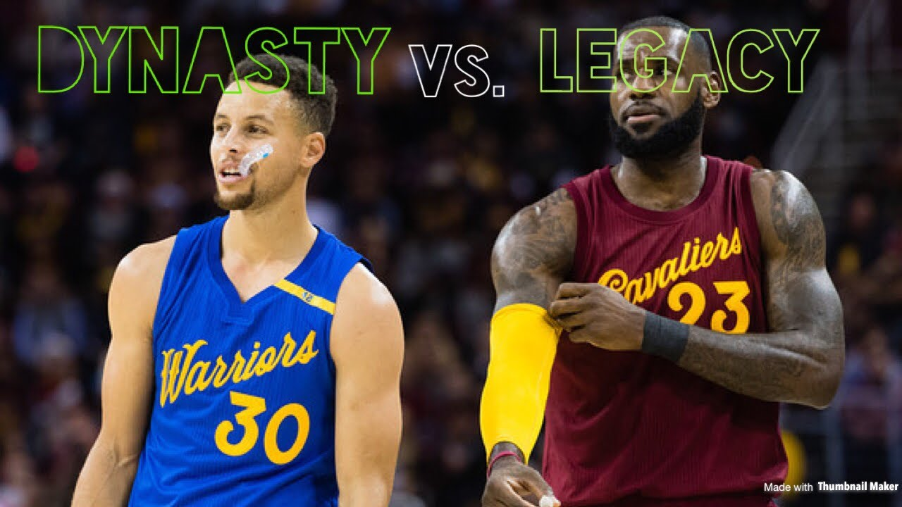 "2018 nba finals promo || ""legacy vs. dynasty"" 