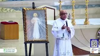 Santa Missa às 15h - 17/11/2020 - AO VIVO