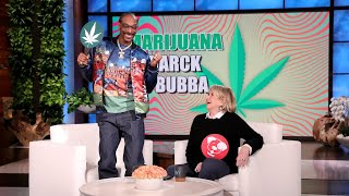 Martha Stewart's 'Hot' Cameo in Snoop Dogg's Music Video