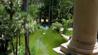 Gardens of Alfabia (video-2), Mallorca, Spain