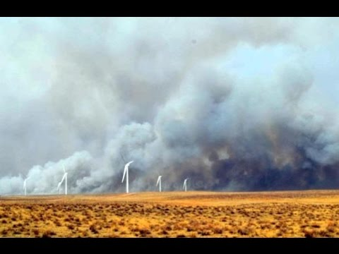 Wind driven wildfire grows to 30,000 acres in northeast Colorado; firefighters estimate 50 percent c