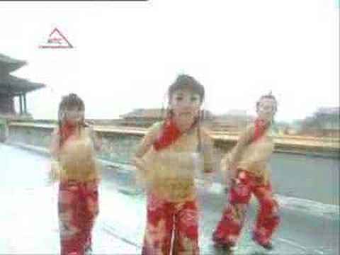 十二生肖慶豐年-M-Girls/ Shi Er Sheng Xiao Qing Fen Nian-M-Girls