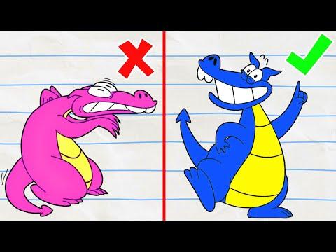 DRAGON DANCE! Boy & Dragon   Animated Cartoons Characters   Animated Short Films