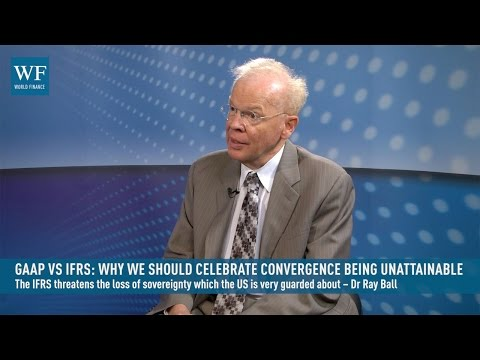 GAAP vs. IFRS: Why we should celebrate convergence being unattainable | World Finance