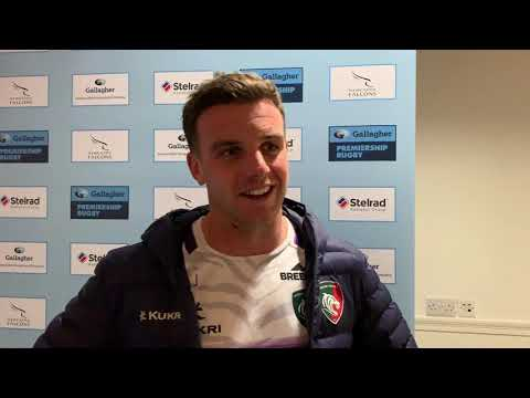 Post-match Chat: George Ford