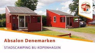 Absalon Camping Kopenhagen, de stadscamping bij de Deense hoofdstad