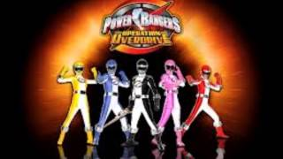 my top 10 power ranger theme songs