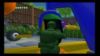 Army Men Major Malfunction PS2 Gameplay (Global Star)