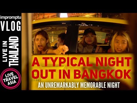 Bangkok Nightlife Guide, Girls, Clubs, VIP Bottles, and Afterparties