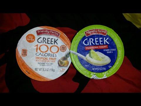 Friendly Farms Greek Yogurt-Key Lime Pie 🆚 Tropical Fruit Flavors