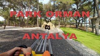 Park Orman Antalya - экстрим горка