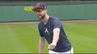 Practice Like The Pros: Gold Glove OF Ender Inciarte's fielding tutorial on reaction time