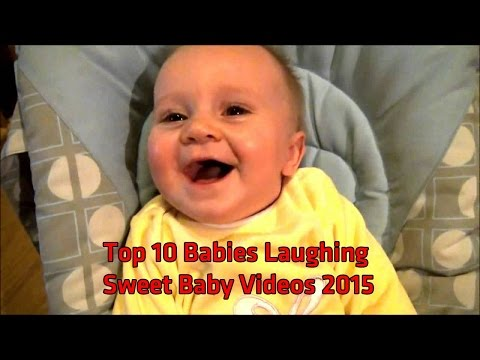 Mort de rire 30 - Top 10 fou rire bébé 2015
