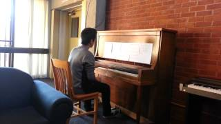 Bruno Mars - Just the Way You Are   Piano + Sheet Music