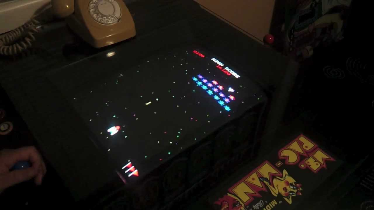 Ms Pac Man Aand Galaga Arcade Machines For