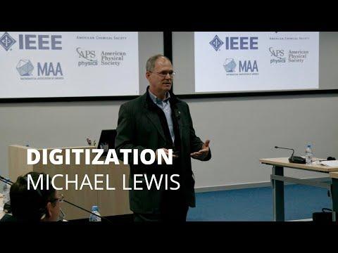 Digital Kazakhstan. Digitization by Michael Lewis