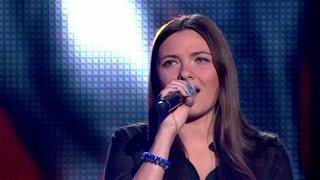 """The Voice of Poland V - Natalia Podwin - """"Bust Your Windows"""" - Przesłuchania w ciemno"""