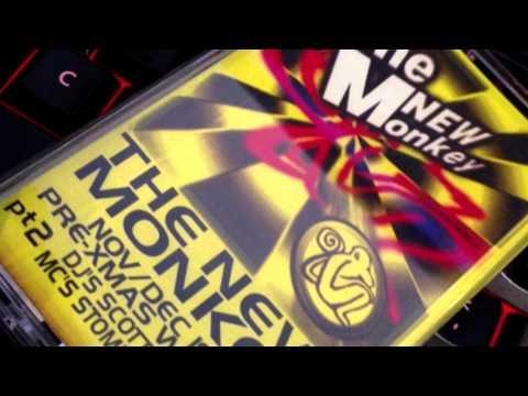 DJ Trouble - Mc Techno T, Mc Stompin - The New Monkey 1999