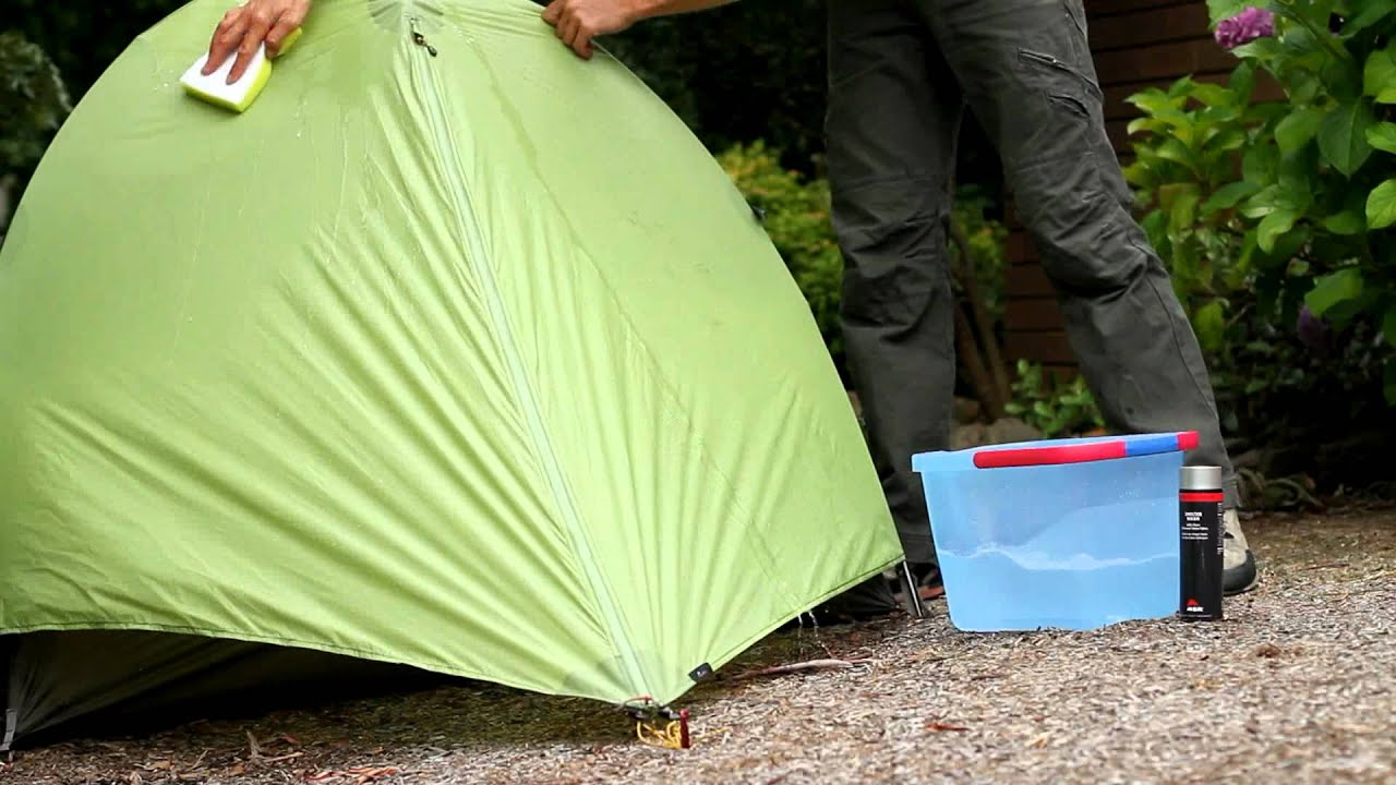 MSR Tents Shelter Accessories - Maintain & MSR Tents: Shelter Accessories - Maintain - YouTube