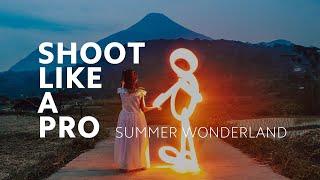 Summer Wonderland | #ShootLikeAPro: July 2021 #Shorts