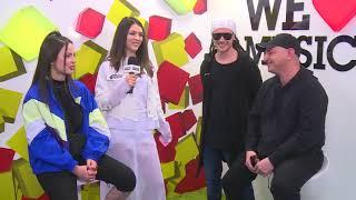 "Your Voice Special Guest - Eva Parmakova, Fabrizio Parisi & WahTony за видеото към ""Tell me right"""