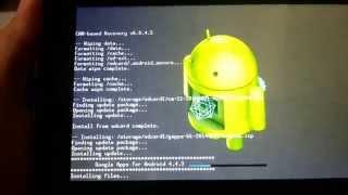 como atualizar o galaxy tab 2 p3100 4.4.4 kitkat Cyanogenmod 11 NIGHTLY