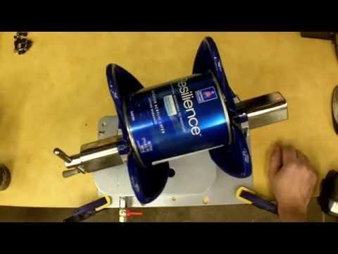 Harbor Freight Pneumatic Paint Shaker Review Item 94605