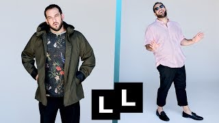 We Gave Our Friend A Style Makeover• Ladylike